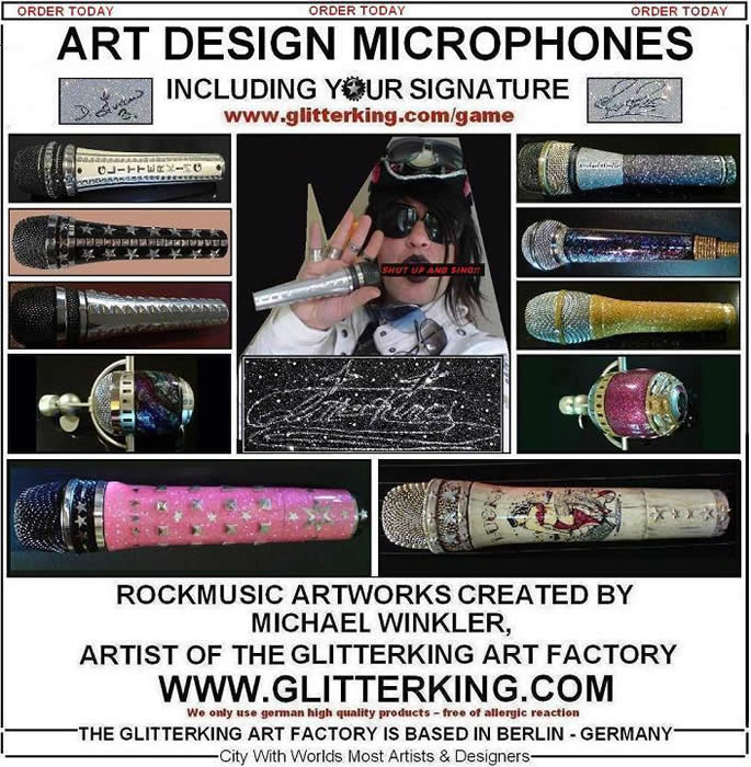 jacket vest berlin arts bling glitter fashion fashionweek rockfashion clothing  clothes shirt crash coat leather art picture painting rockstar rockmusic shop store microphone